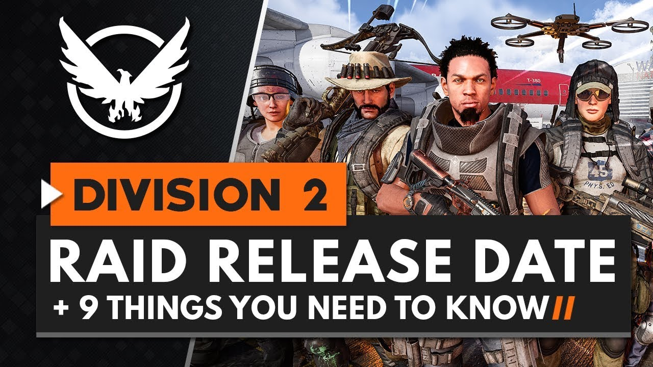 The Division 2 Title Update 3 comes with Talent changes