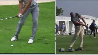 Swing Analysis - Jordan Spieth - Release Concepts