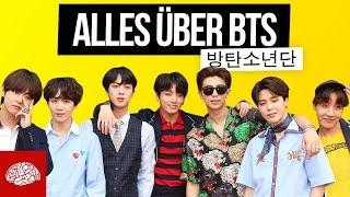 Alles über BTS - Die K-Pop Sensation