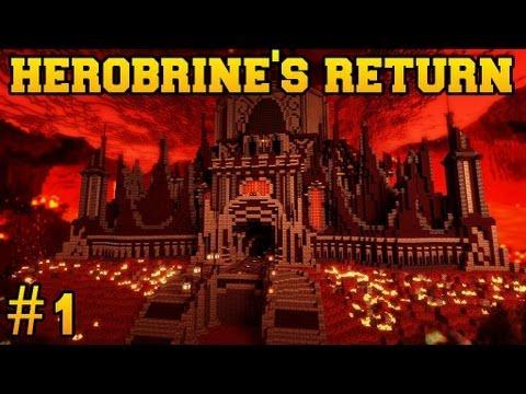 Minecraft: Herobrine's Return - Part 1