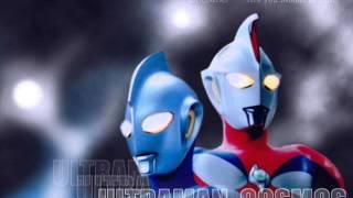Ultraman Cosmos - Spirit Female Voices Version