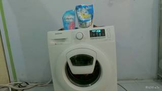 Review Mesin Cuci SAMSUNG WW75K5210YW/SE Front Loading