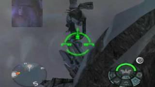 Aerial Strike: Defeat Controller & Van Berg.