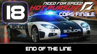 NFS Hot Pursuit (2010) [XB360][1080p] - Part #18 - Cops Finale: End of the Line