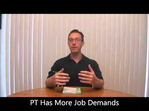 Physical Therapist vs Physical Therapist Assistant Careers