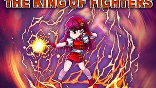 Brave Frontier RPG : Invocations du 22 juillet Athena (King of fighters)