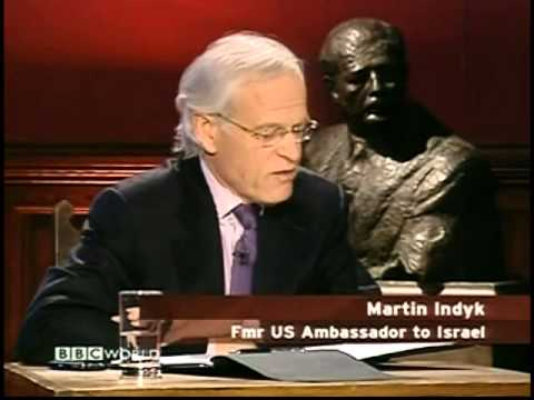 DOHA Debates - The Pro Israel Lobby (AIPAC)