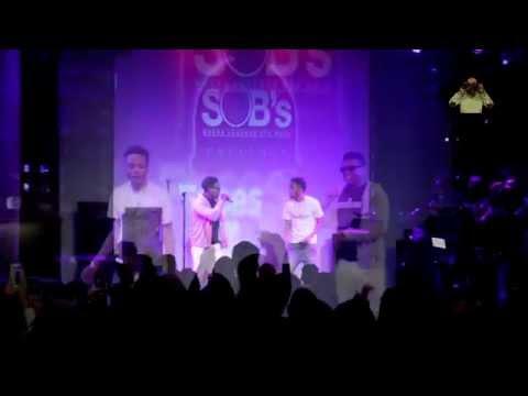024    THE CROWND CHEERS SKEETER Live @ SOBs