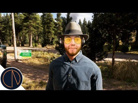 Far Cry 5   SPECIAL AGENT (#7)