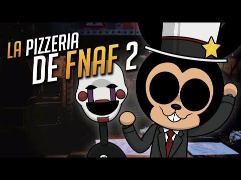 CONSTRUYO LA PIZZERIA DE FNAF 2 EN ROBLOX