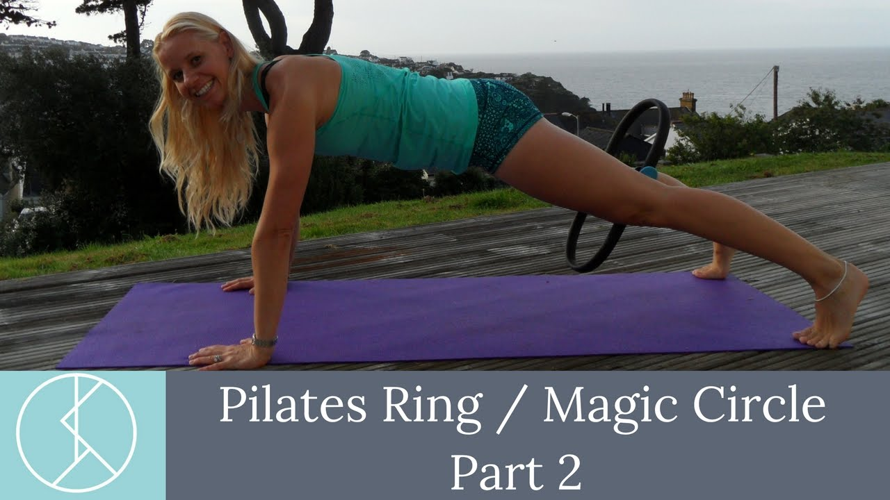 Pilates Ring Video Youtube