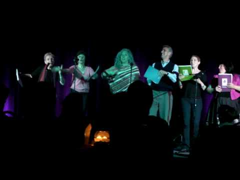 """Music Together's """"New York Group"""" Sings at the 2010 DW Cabaret!"""