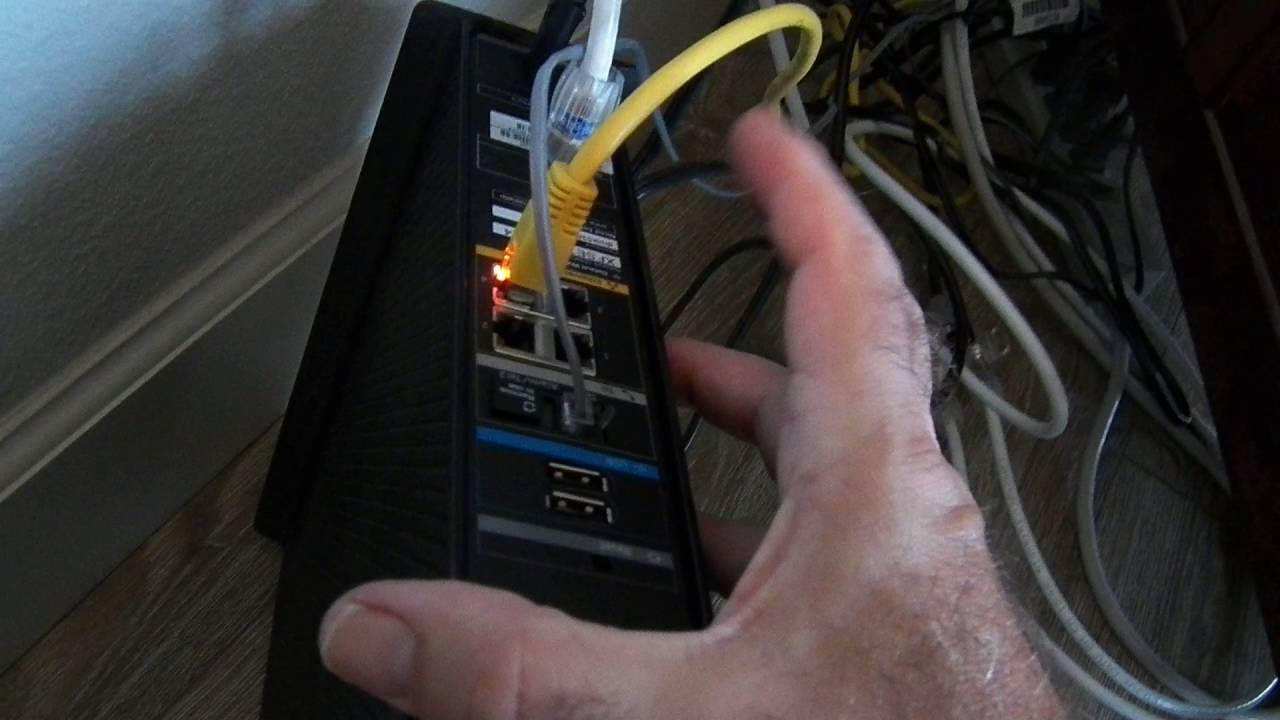 How To Cable TV Self Install Comcast DVR Internet Phone Video 2 ...