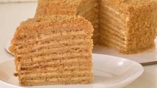 """Оооочень КРУТОЙ ореховый торт) cake with nuts """"Успешный кондитер""""."""