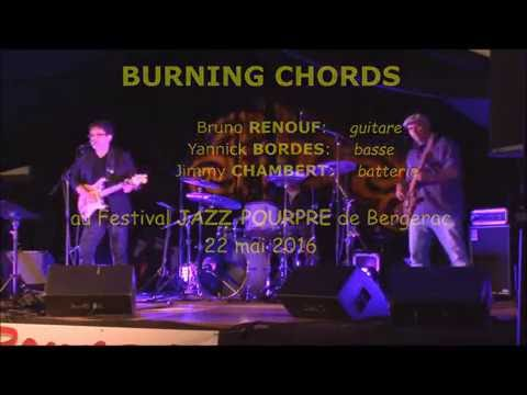 Concert BERGERAC PART 1 festival JAZZ POURPRE (22 MAI 2016)