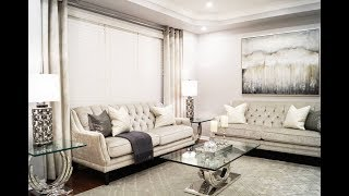 Living Room Makeover Reveal - Kimmberly Capone Interior Design