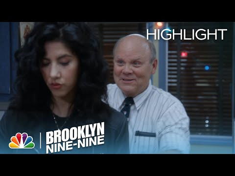 Rosa's Broken Mouth | Season 1 Ep. 11 | BROOKLYN NINE-NINE