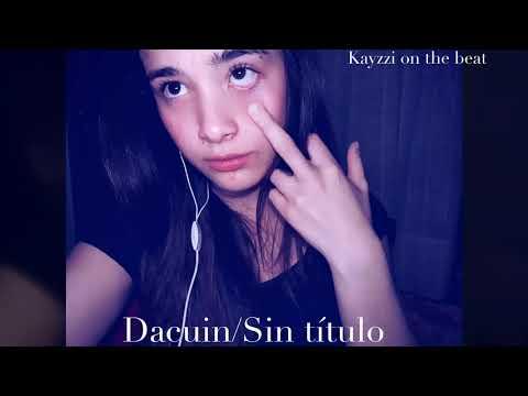 Dacuin sin título (prod.: Kayzzi)