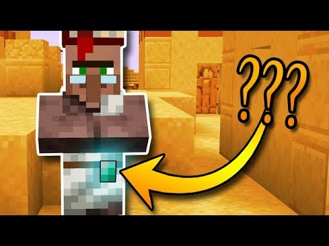 Minecraft: The SECRET New Villager Feature
