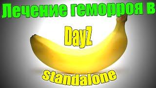 Лечение геморроя бананом в DayZ standаlone
