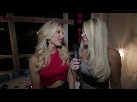 20 Questions with Tonia Ryan starring Gretchen Rossi at Elisabetta Fatones Batchlorette Party
