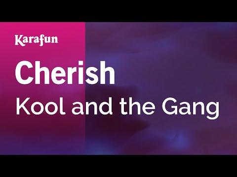Karaoke Cherish - Kool And The Gang *