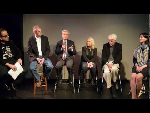 Ingo Swann film panel for Philip K Dick Film Festival