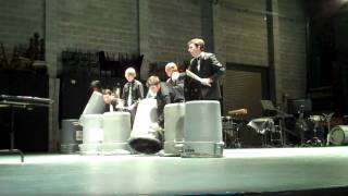 "Kentwood HS Percussion Ensemble performs ""Stinkin"