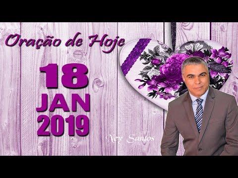 Oração de Hoje Sexta dia 18 de Janeiro de 2019