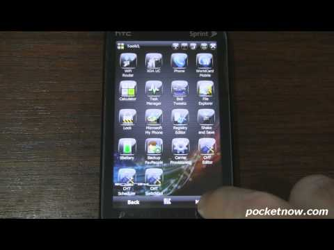 WinStart: Animated Windows Mobile 6.x Start Menu Replacement | Pocketnow