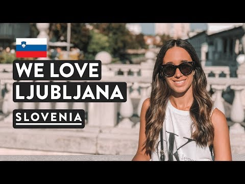 WOW! SLOVENIA FIRST IMPRESSIONS | Zagreb to Ljubljana Bus | Travel Vlog