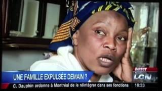journal tva lcn sur l expulsion de la famille mansare
