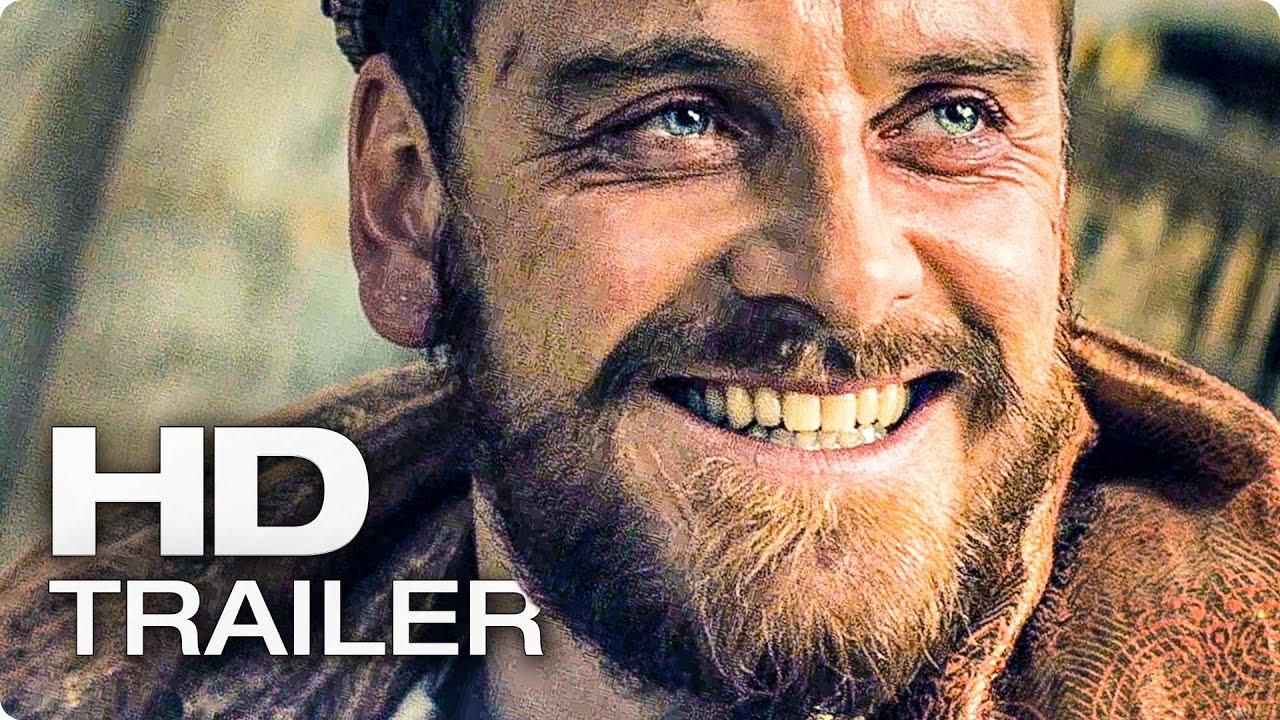 Download Exklusiv: MACBETH Trailer German Deutsch (2015)