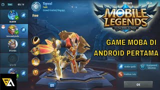 Mobile Legends : Bang Bang (Android Gameplay) - MOBA Game