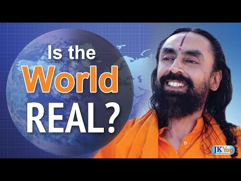 IS THE WORLD REAL ? | IS THERE A WORLD INSIDE US
