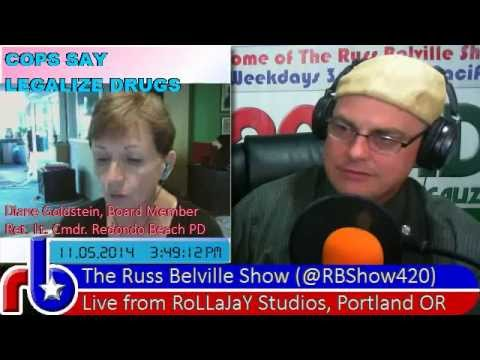 The Russ Belville Show #483 - Marijuana Election Results with Diane Goldstein