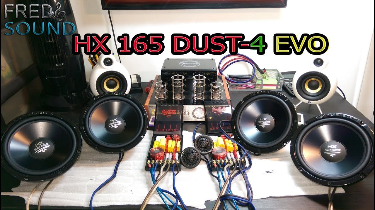 Audio System Hx 165 Dust-4 Evo  Int