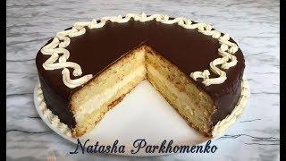 """Торт """"Чародейка"""" (Очень Нежный и Очень Вкусный) / Cake Enchantress / Пошаговый Рецепт"""