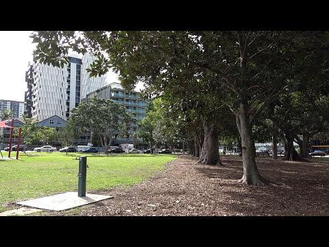 ASMR  Australia Park 백색소음 호주 공원