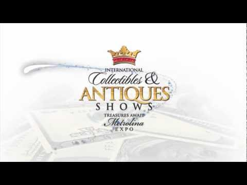 July International Collectibles & Antiques Show Charlotte NC