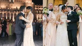Unseen Video: Priyanka Chopra Kisses Nick Jonas | Unseen Wedding video In Jodhpur