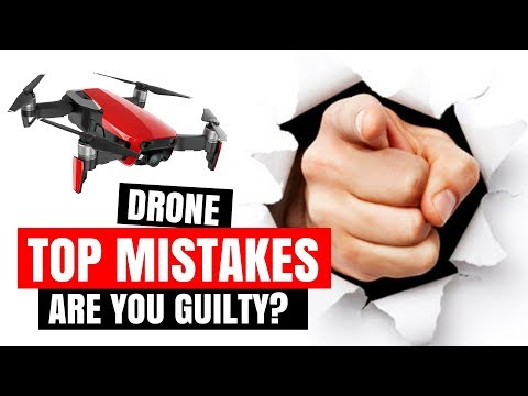 Do YOU make these Drone Pilot MISTAKES?