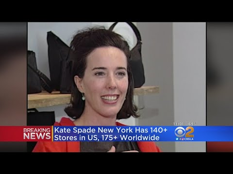 Fashion Designer Kate Spade Found Dead Of Apparent Suicide