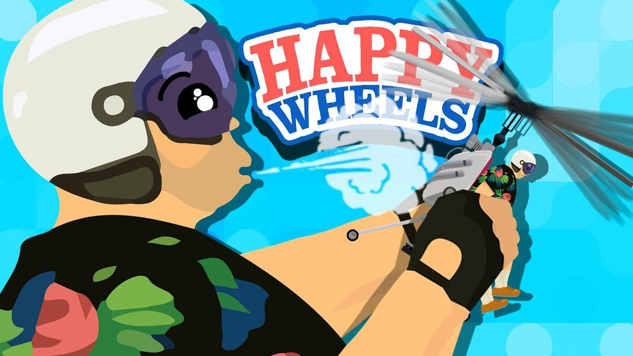 Happy wheels - Happy Wheels 44