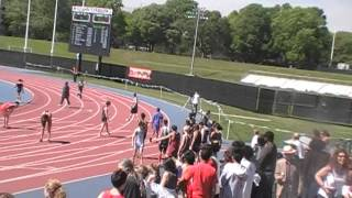 367 Poly Prep Track -JT wins 400 m @ Icahn Stadium