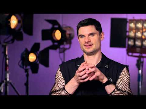 "Pitch Perfect 2: Flula Borg ""Pieter"" Behind the Scenes Movie Interview"