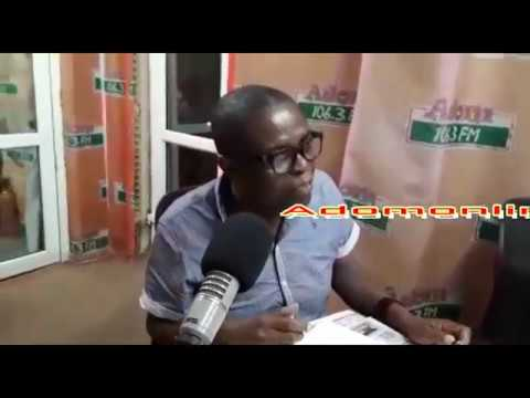 Kwesi Pratt and NPP's Sam Pyne 'fight' after show