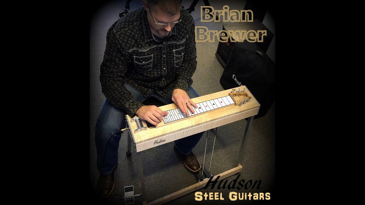 hudson 6 string pedal steel guitar brian brewer hudson 6 string pedal steel guitar brian brewer