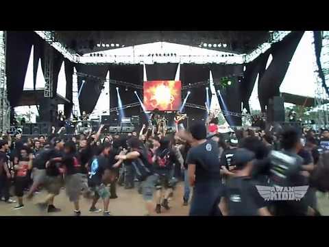POWER METAL Timur Tragedi Live Hammersonic