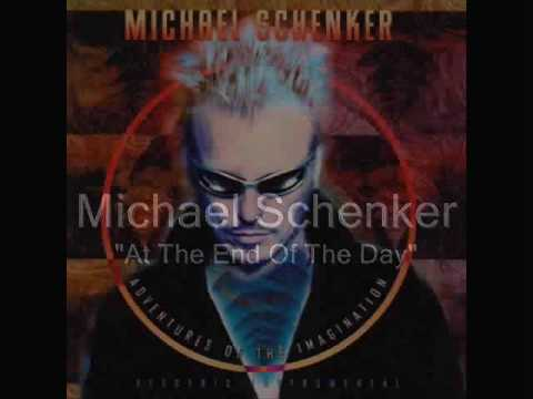 MSG Michael Schenker - Adventures Of The Imagination 二手德版